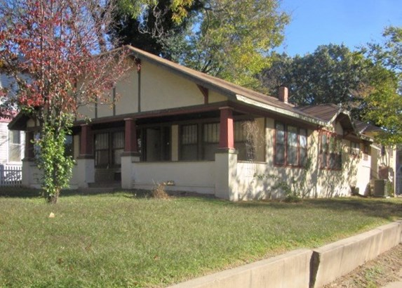 Single Family OnSite Blt, Bungalow - Arkansas City, KS (photo 1)