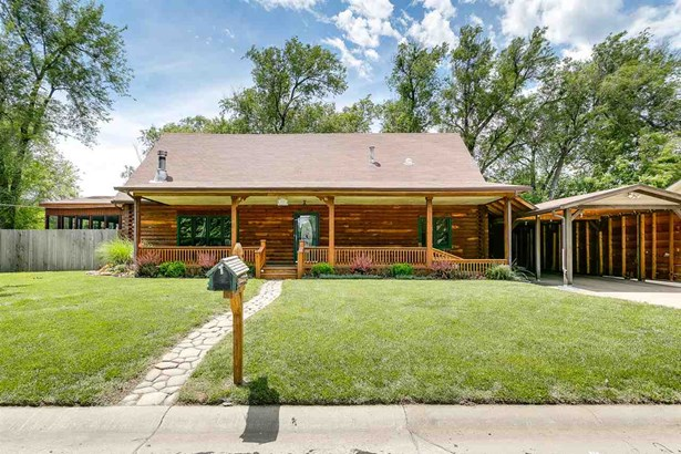 Single Family OnSite Blt, Log - Wichita, KS (photo 1)