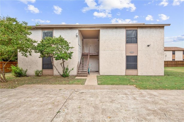 Fourplex, Traditional - College Station, TX