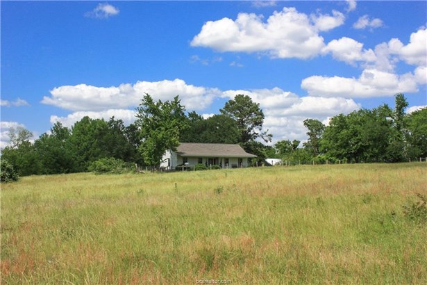 Traditional, Single Family - North Zulch, TX