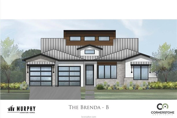 New Builder Home, Contemporary and or Modern - Bryan, TX