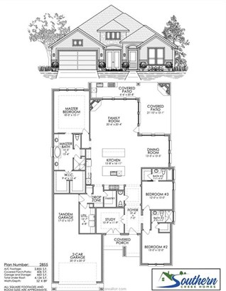New Builder Home - Bryan, TX