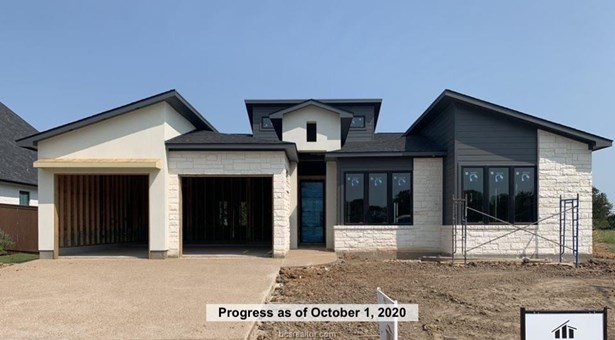 New Builder Home, Contemporary and or Modern - College Station, TX