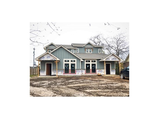 Duplex - College Station, TX (photo 1)