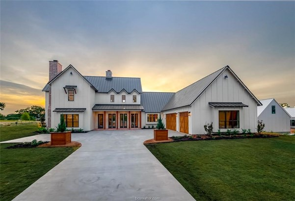 New Builder Home, Contemporary,Farm House - College Station, TX (photo 1)