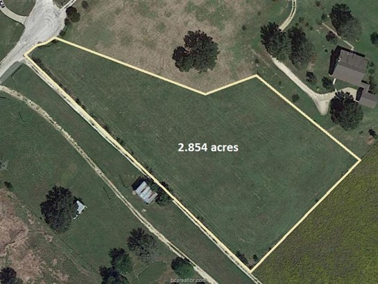 Rural Subd. Lots - College Station, TX