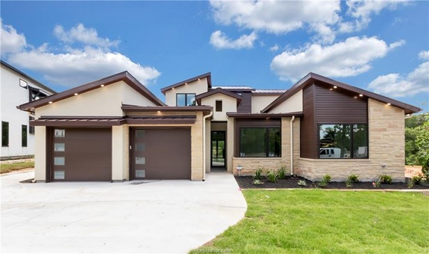 New Builder Home, Contemporary and or Modern,Other - Bryan, TX