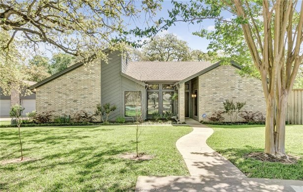 Contemporary, Single Family - Caldwell, TX (photo 1)