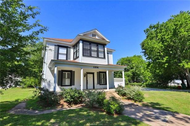 Historical, Single Family - Hearne, TX (photo 1)