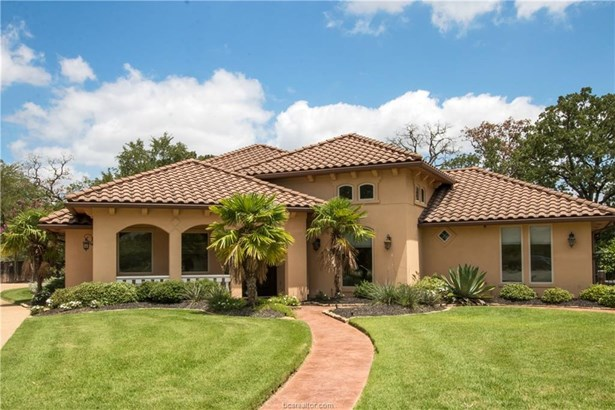 Spanish, Single Family - College Station, TX