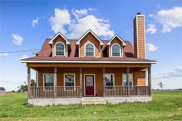 Farm House, Single Family - Caldwell, TX (photo 1)