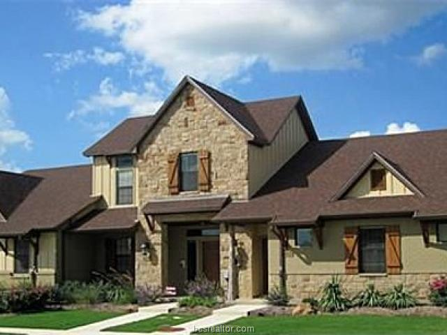 Townhome, Traditional - College Station, TX