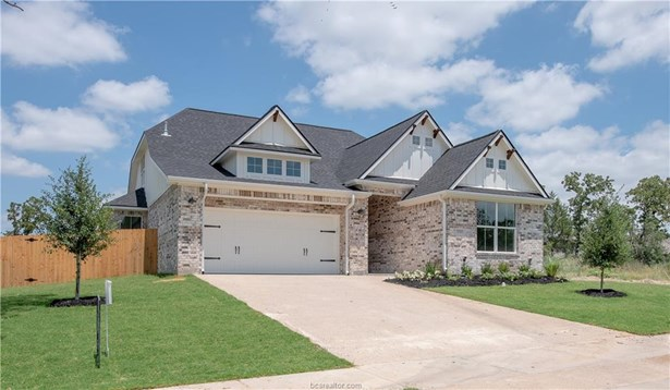 New Builder Home, Ranch - College Station, TX