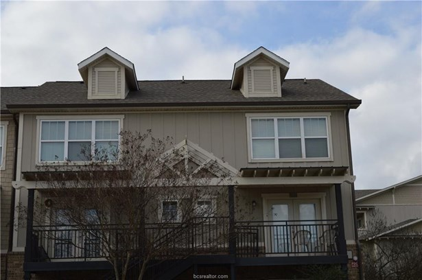 Condo, Traditional - College Station, TX (photo 2)