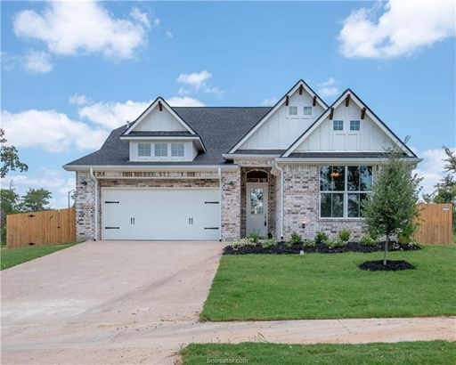 New Builder Home, Ranch - College Station, TX (photo 1)