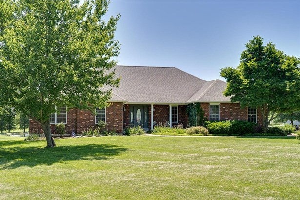 Residential, Traditional,Atrium - Moscow Mills, MO