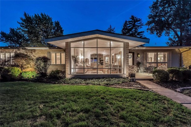 Residential, Contemporary,Ranch - St Louis, MO