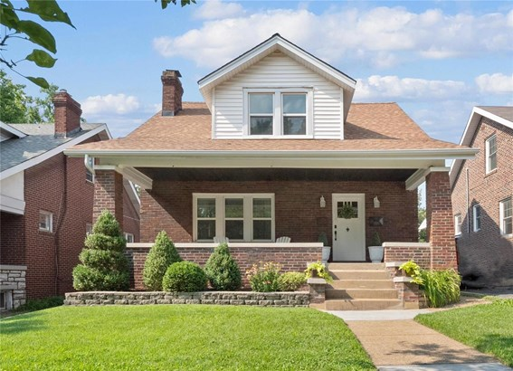 Residential, Craftsman,Bungalow / Cottage - St Louis, MO