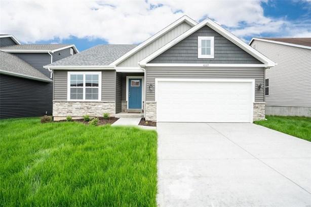 Traditional,Ranch, Single Family - Florissant, MO