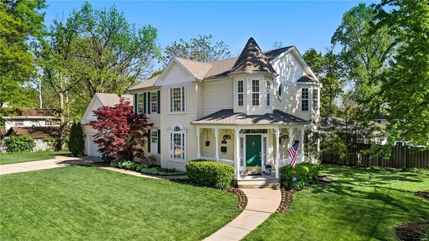 Residential, Traditional,Victorian - Kirkwood, MO (photo 1)