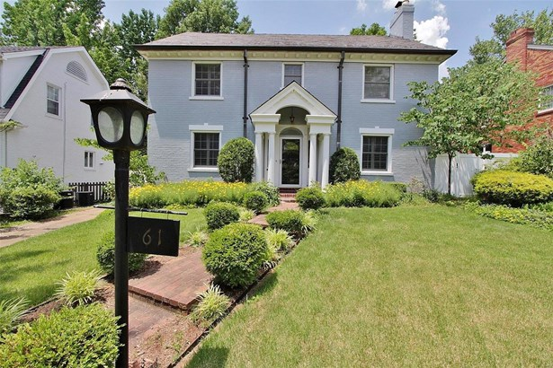 Colonial,Traditional, Residential - St Louis, MO