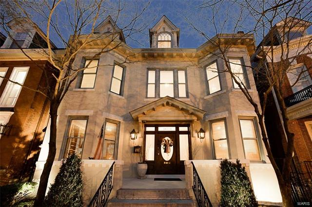 Residential, Historic,Manse,Traditional,Victorian - St Louis, MO (photo 1)