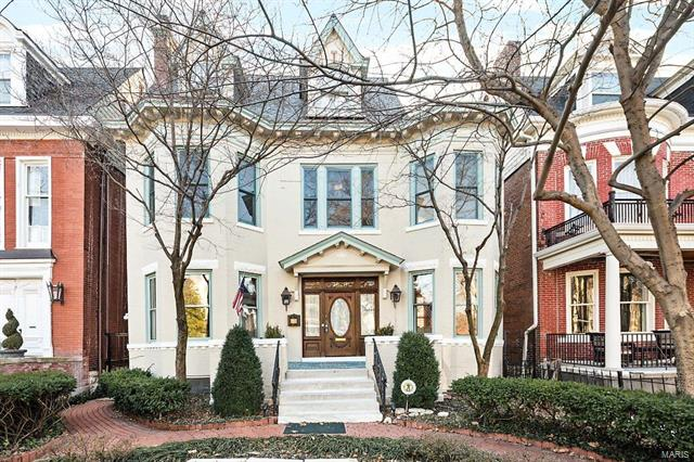 Residential, Historic,Manse,Traditional,Victorian - St Louis, MO (photo 2)