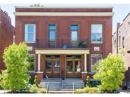 Other,Condo/Coop/Villa, Historic,Traditional,Townhouse - St Louis, MO (photo 1)