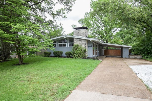 Residential, Contemporary,Ranch - St Louis, MO (photo 1)