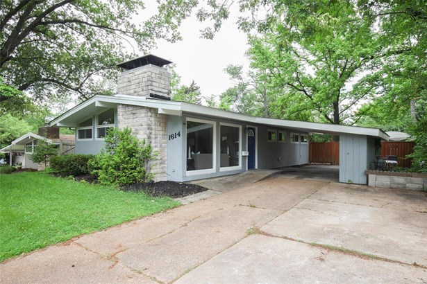 Residential, Contemporary,Ranch - St Louis, MO (photo 4)