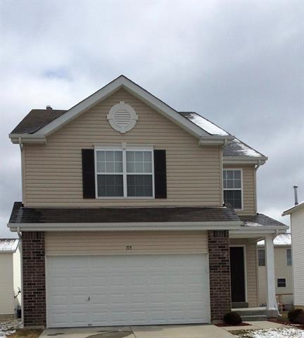 Residential, Traditional,Townhouse - Wentzville, MO (photo 1)