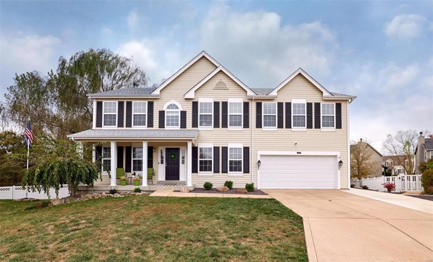 Residential, Traditional - House Springs, MO