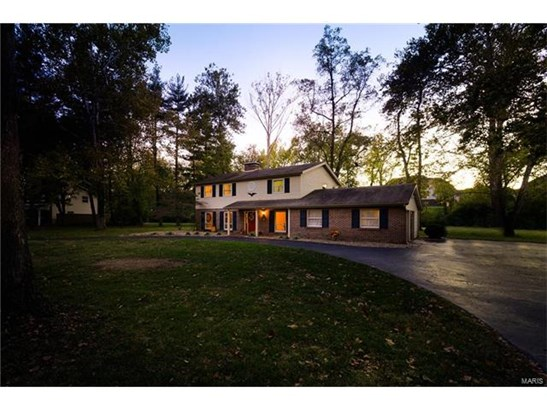 Residential, Colonial - Creve Coeur, MO (photo 2)