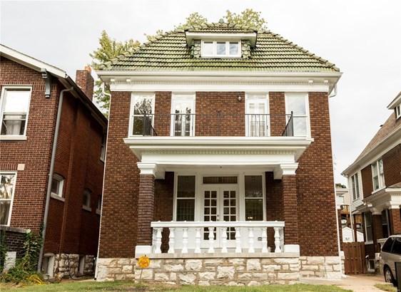 Craftsman,Traditional, Residential - St Louis, MO