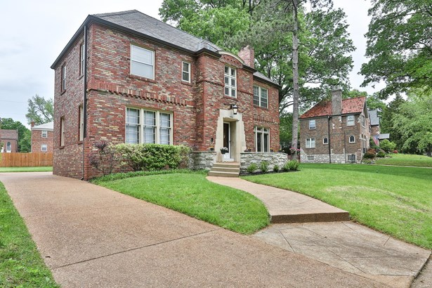 Residential, Colonial - St Louis, MO (photo 3)