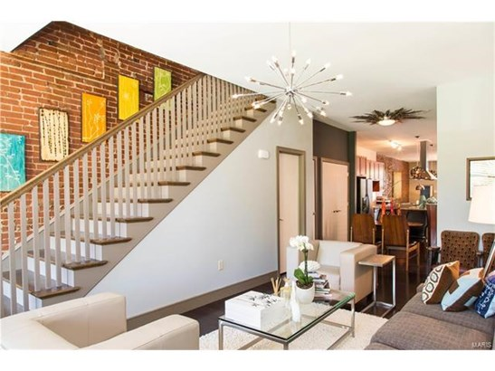 Residential, Historic,Traditional,Townhouse - St Louis, MO (photo 3)