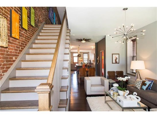 Residential, Historic,Traditional,Townhouse - St Louis, MO (photo 4)