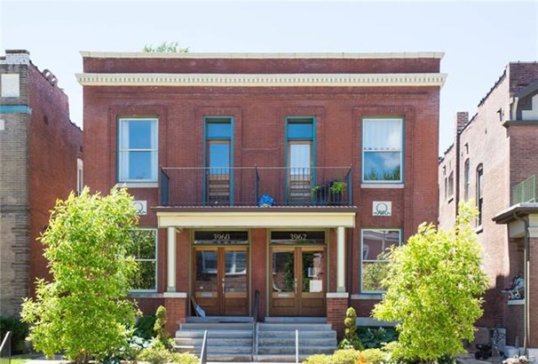 Residential, Historic,Traditional,Townhouse - St Louis, MO (photo 1)
