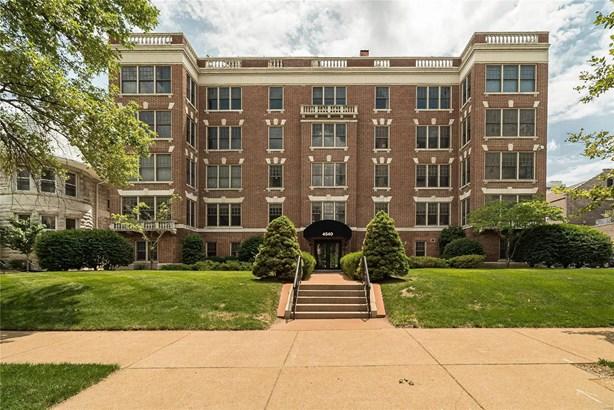 Condo, Historic,Traditional - St Louis, MO