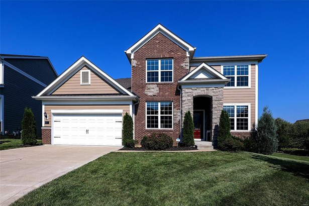 Residential, Traditional - Chesterfield, MO