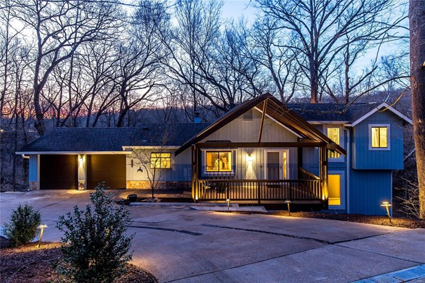 Contemporary,Tri-level, Residential - St Louis, MO (photo 4)