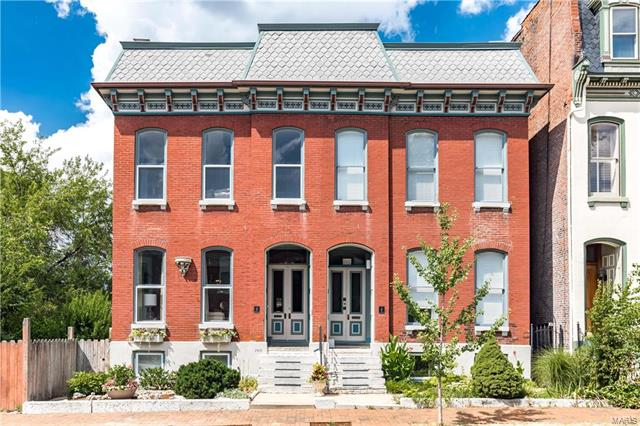 Residential, Historic,Row House - St Louis, MO (photo 1)