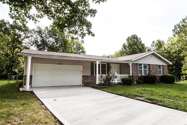 Residential, Traditional,Ranch - Manchester, MO
