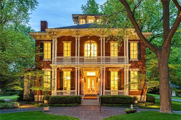 Historic,Manse,Victorian, Residential - St Louis, MO