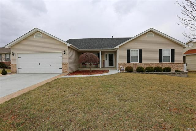 Residential, Traditional,Ranch - Wentzville, MO (photo 1)