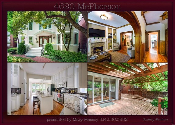 Residential, Historic,Manse,Traditional,Victorian - St Louis, MO