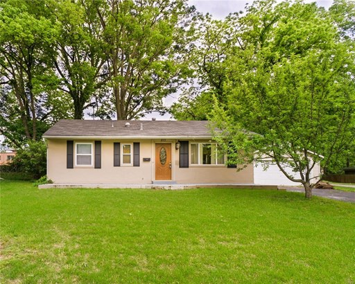 Traditional,Bungalow / Cottage, Residential - Webster Groves, MO (photo 1)