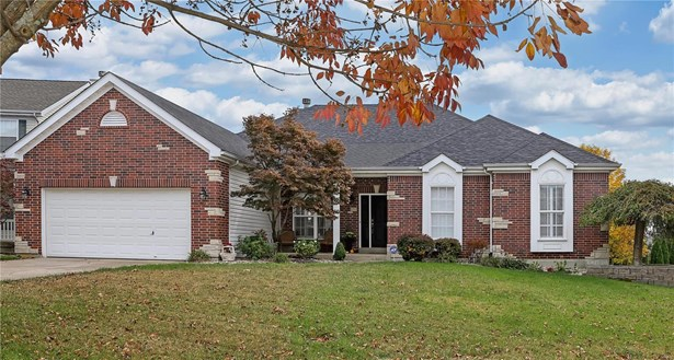 Residential, Traditional,Atrium - Chesterfield, MO