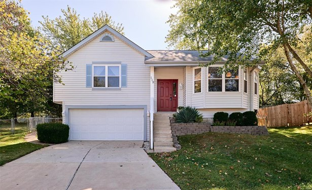 Traditional,Split Foyer, Residential - St Peters, MO