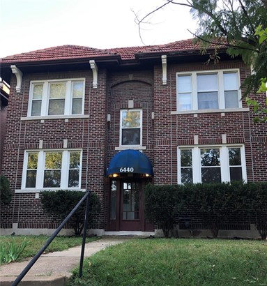 Traditional, Apartment Complex - St Louis, MO